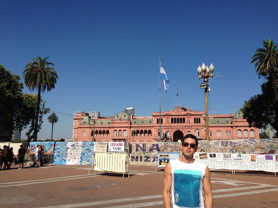 Argentina Casa Rosada