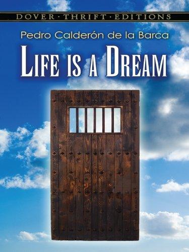 Books to read when traveling- Life is a Dream by Pedro Calderon de la Barca