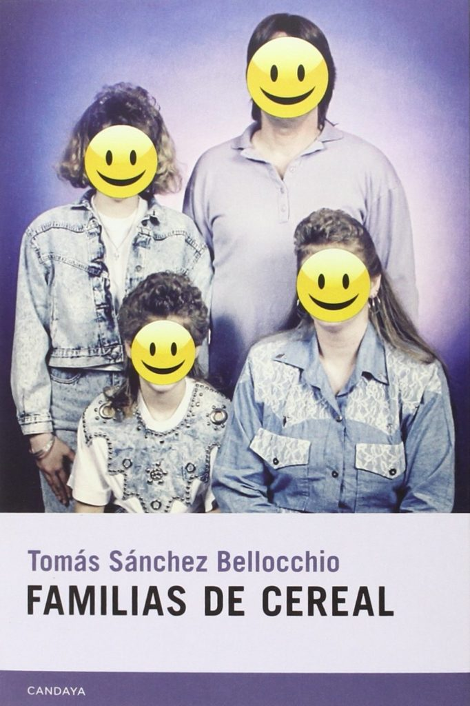 Books to read when traveling- Familias De Cereal by Tomas Sanchez Bellochio