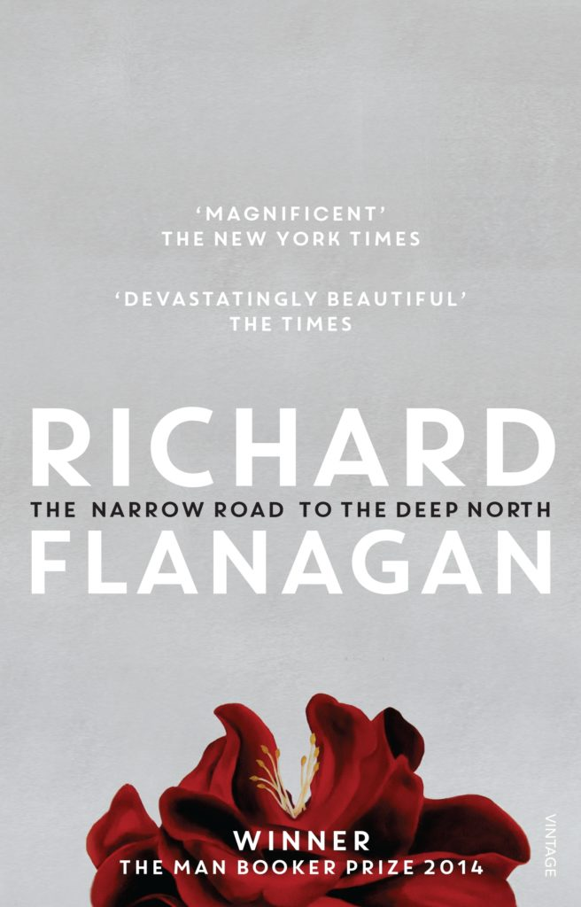 Books to read when traveling- The Narrow Road to The Deep North by Richard Flanagan