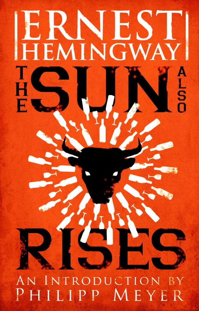 Books to read when traveling- The Sun also Rises by Ernest Hemingway