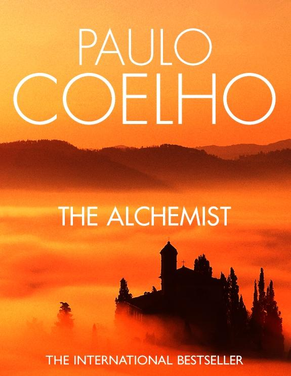 Books to read when traveling- The Alquemist by Paulo Coelho