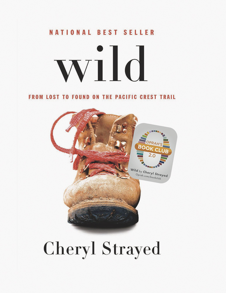 Books to read when traveling- Wild by Cheryl Strayed